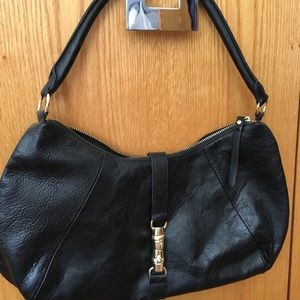 Banana Republic black bag